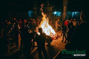 Độc đáo tục xin lửa giữa đêm của người Hà Nội