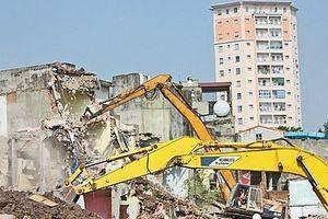 Hà Nội: Kiểm tra, đôn đốc xử lý các trường hợp vi phạm trật tự xây dựng còn tồn đọng