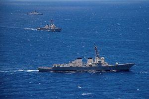 Việt Nam nêu quan điểm việc Mỹ đưa 2 tàu chiến vào Trường Sa