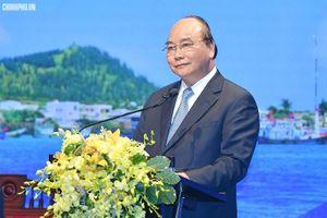 Thủ tướng: Không lấy tài nguyên làm trọng tâm phát triển du lịch