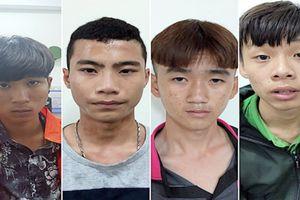 Triệt xóa băng nhóm cướp giật tài sản du khách nước ngoài