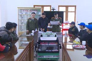 Thanh Hóa: Ngăn chặn 17 công dân chuẩn bị xuất cảnh sang Trung Quốc