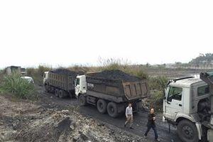 Triệt phá đường dây trộm cắp than ở Quảng Ninh