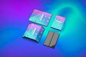 Chiêm ngưỡng smarphone màn hình gập đầy ấn tượng của Xiaomi