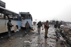 Quan hệ Ấn Độ - Pakistan căng thẳng vì vụ đánh bom xe