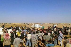 Syria-Nga thiết lập hành lang nhân đạo cho người tị nạn tại Rukban