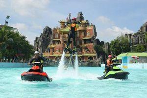 Đầu năm tham quan khu du lịch lớn nhất Đông Nam Á