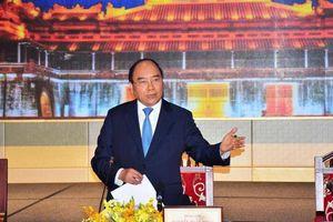 Thủ tướng giao lãnh đạo các tỉnh miền Trung tìm lời giải nhiều câu hỏi khó