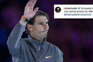 Nadal ấn định thời điểm khai trương học viện quần vợt mới