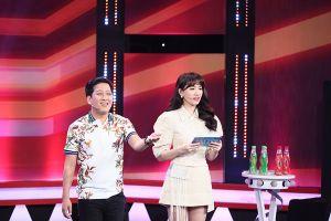 Hari Won bắt tay Tiết Cương 'chặt chém' Trường Giang dịp đầu năm mới
