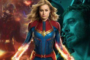 'Avengers: Endgame': Chắc chắn các siêu anh hùng sẽ kêu gọi sự giúp đỡ từ 'Captain Marvel'!