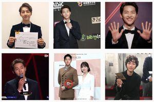Song Hye Kyo xuất hiện cực xinh đẹp bên người lạ nhưng fan lại 'đòi gặp bằng được' Song Joong Ki
