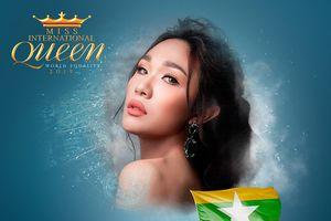 Đối thủ nặng ký của Nhật Hà tại Miss International Queen 2019 bị lộ ảnh 'nhạy cảm'