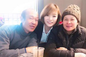 Cô gái từng tự tử trở thành cảm hứng của cô dâu Việt tại Hàn