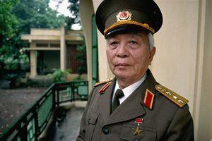 Lời dạy của Đại tướng Võ Nguyên Giáp - Trường Trung học phổ thông chuyên Lê Hồng Phong Nam Định mãi mãi khắc ghi