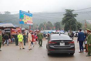 Đảm bảo ANTT các lễ hội đầu Xuân tại Thái Nguyên