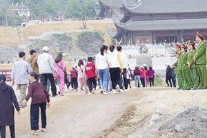 Đảm bảo tốt ANTT Lễ khai hội chùa Tam Chúc