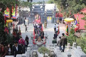 Hà Nội sẵn sàng cho lễ khai hội Tản Viên Sơn Thánh 2019