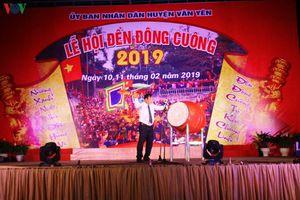 Yên Bái: Tổ chức các lễ hội vui tươi, văn minh