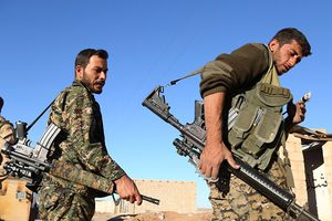 SOHR:Lực lượng SDF giải phóng hang ổ cuối cùng của IS tại Syria