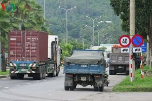 Đà Nẵng: Sẽ không cho xe máy đi vào đường chính ra cảng Tiên Sa