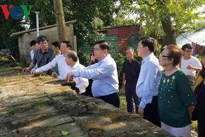 Hơn 500 hộ dân ở Kinh thành Huế được di dời trong năm nay