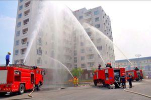 Điều kiện an toàn về phòng cháy, chữa cháy: Nhiều cơ sở không bảo đảm