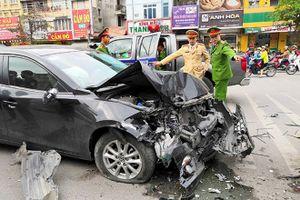 Truy tìm tài xế và ô tô gây tai nạn khiến hai nạn nhân tử vong tại chỗ