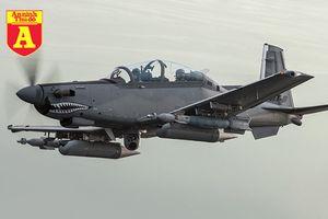 Máy bay huấn luyện Mỹ chuẩn bị về khu vực biển Đông