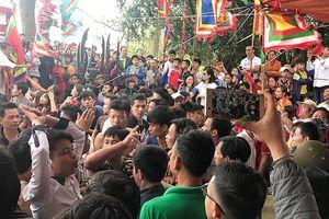 Ban Tổ chức Hội Phết Hiền Quan kiên quyết nói không với bạo lực