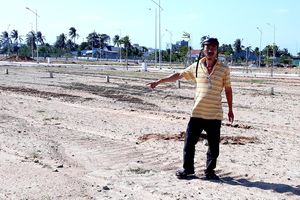 Chủ đất tố chính quyền tắc trách vụ thu hồi nhầm gần 3.000 m2 đất