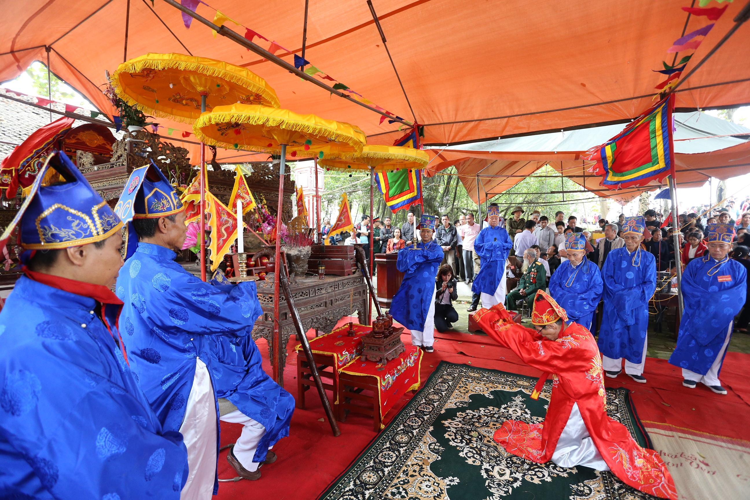 Lễ hội Hiền Quan 2019: Những nghi lễ truyền thống