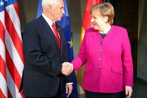 Khoảnh khắc khó xử tại Hội nghị An ninh Munich