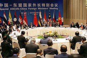 Sắp diễn ra đàm phán ASEAN - Trung Quốc về biển Đông