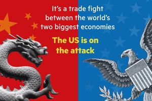 Chiến tranh thương mại: 'So sánh lực lượng' Mỹ - Trung ai đang chiếm ưu thế?