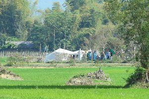 Khai quật, khám nghiệm lại tử thi nữ sinh ĐH Nông lâm Thái Nguyên bị sát hại