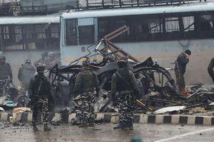 Ấn Độ cáo buộc Pakistan 'nhúng tay' vụ đánh bom Kashmir