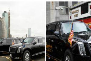 Công nghệ đặc biệt chiếc ô tô của Tổng thống Mỹ có thể mang tới thượng đỉnh Mỹ- Triều