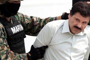 Trùm ma túy Joaquin 'El Chapo' Guzman đối mặt với án chung thân