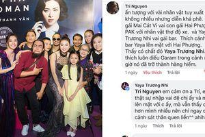 Đây là mỹ nhân được Johnny Trí Nguyễn khen ngợi sau khi xem 'Hai Phượng'