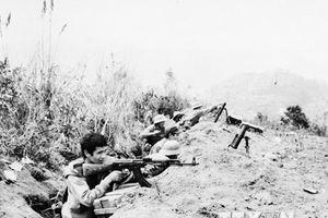 Hình ảnh cuộc chiến bảo vệ Biên giới phía Bắc của phóng viên TTXVN