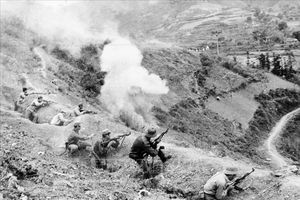 Tri ân những người có công trong cuộc chiến đấu bảo vệ biên giới phía Bắc