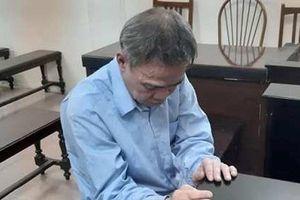Hà Nội: 'Sở hữu' 7 tiền án và tiền sự , U60 vẫn 'chứng nào tật nấy'
