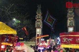 Hà Nội: Độc đáo lễ hội rước 17 'ông lợn' hoành tráng ở làng La Phù