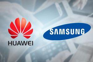 Huawei mang tiếng xấu, Samsung 'đục nước thả câu'