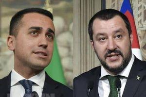 Italy đối mặt với nguy cơ kinh tế suy thoái