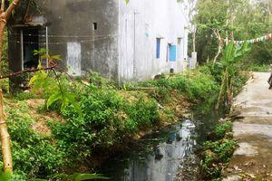 Quảng Nam: Nguy cơ ô nhiễm nghiêm trọng khu vực chợ mới Điện Dương