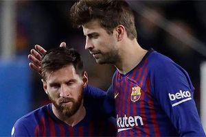 Messi tham gia cải tổ Davis Cup cùng Pique