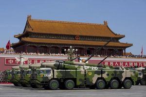 Trung Quốc thẳng thừng từ chối tham gia hiệp ước INF