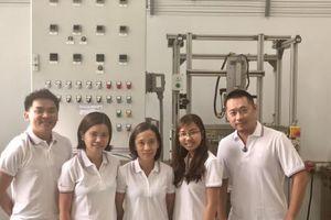 VPI lần đầu tiên tổng hợp được màng vô cơ tách khí
